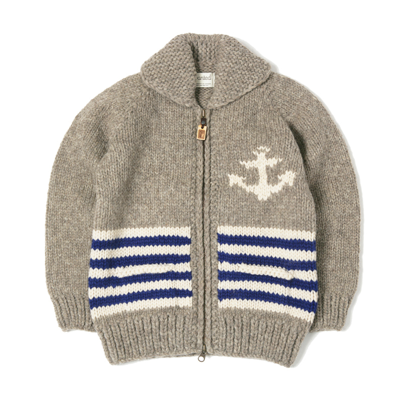 CANADIAN SWEATER - ANCHOR