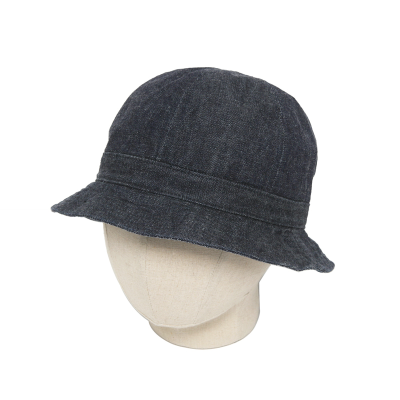 US ARMY DENIM HAT - INDIGO BLUE