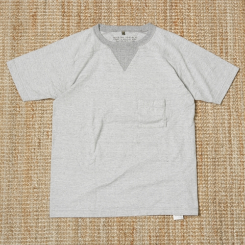 NIGEL CABOURN V-GUSSET SS TEE