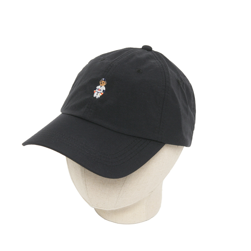 BEAR CAP - BLACK