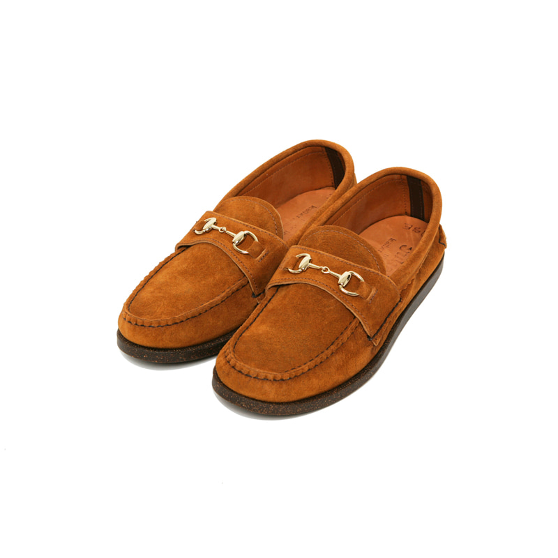 BIT LOAFER W/ CAMP SOLE