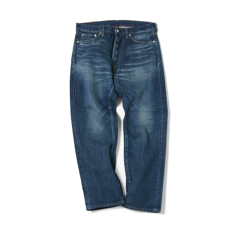 5 POCKET ANKLE DENIM PANTS - USED 2YEAR
