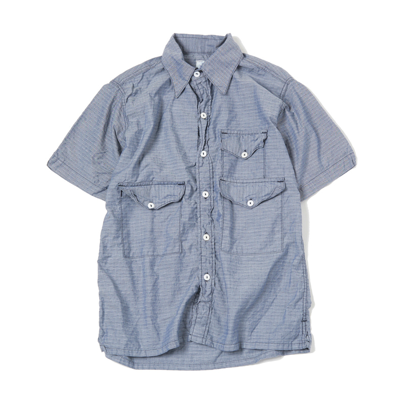 TOWN AND COUNTRY SHIRTS - INDIGO