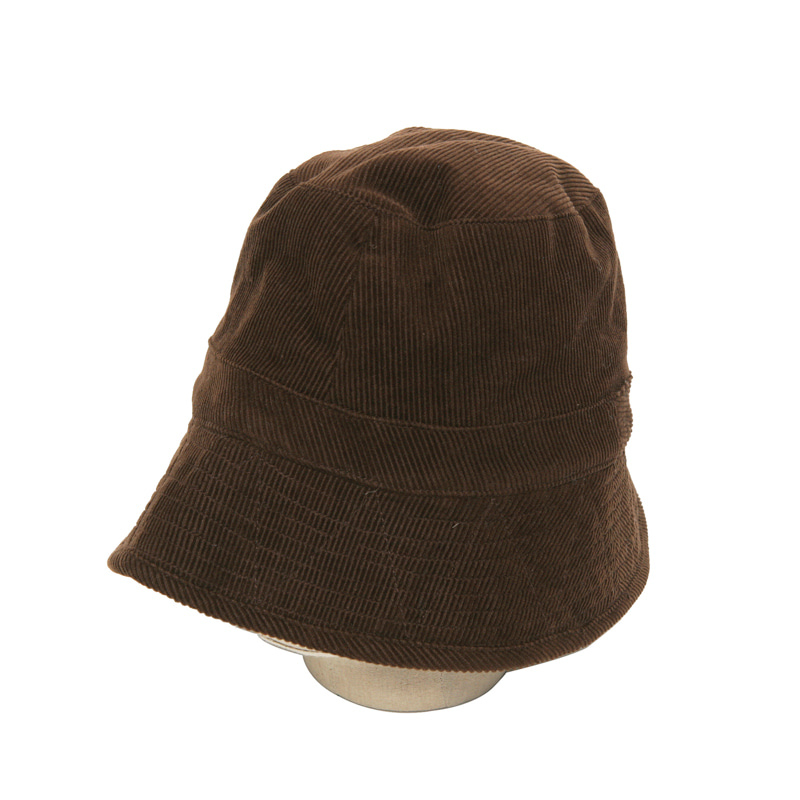BUCKET HAT - CHESTNUT CORDUROY