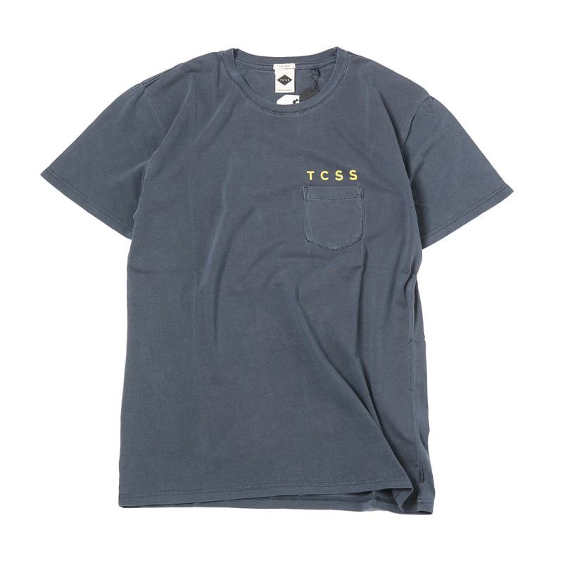 TRUSTY POCKET TEE - INK