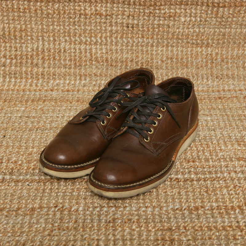 VIBERG DERBY SHOES