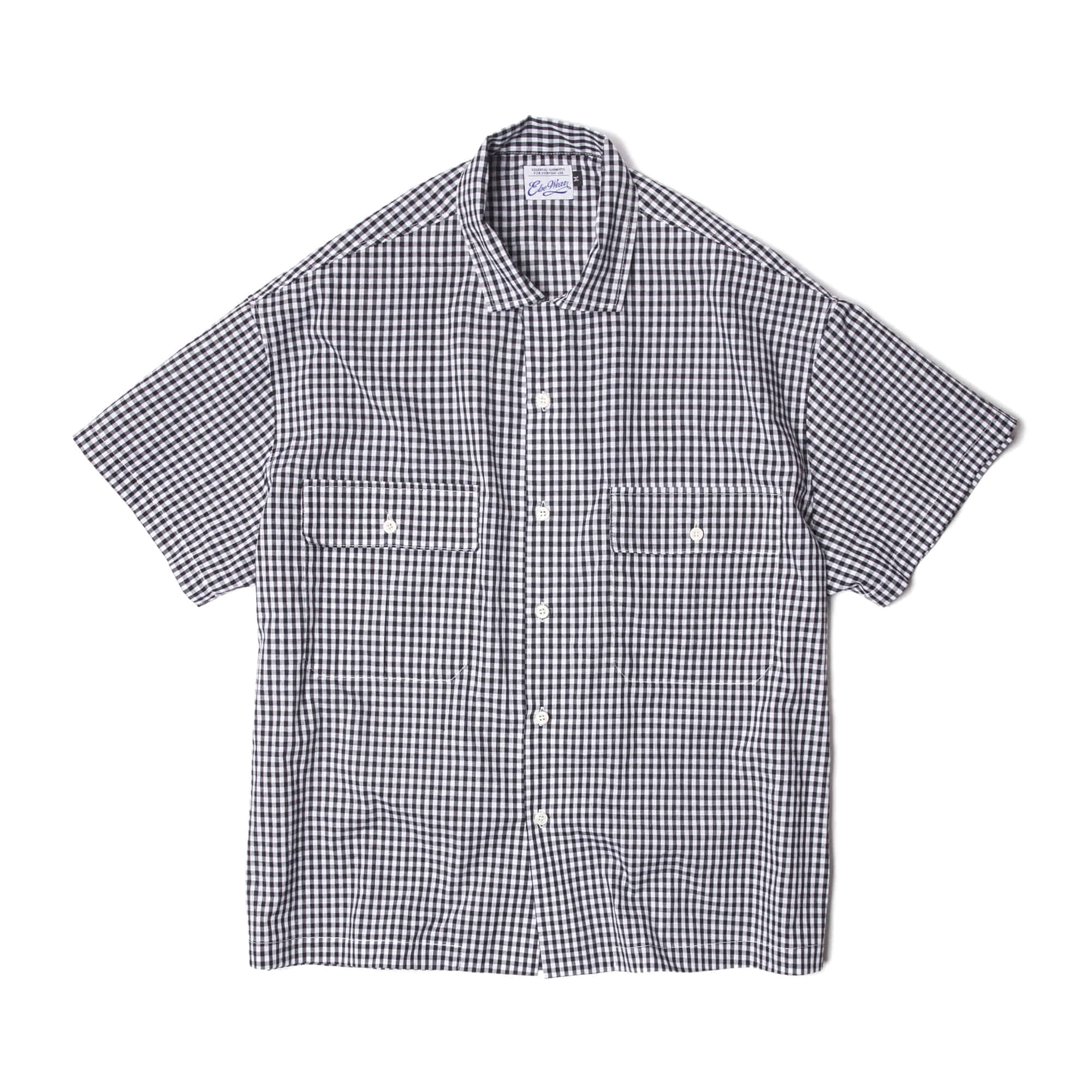 STINGRAY S/S SHIRTS (DEEP SEA)