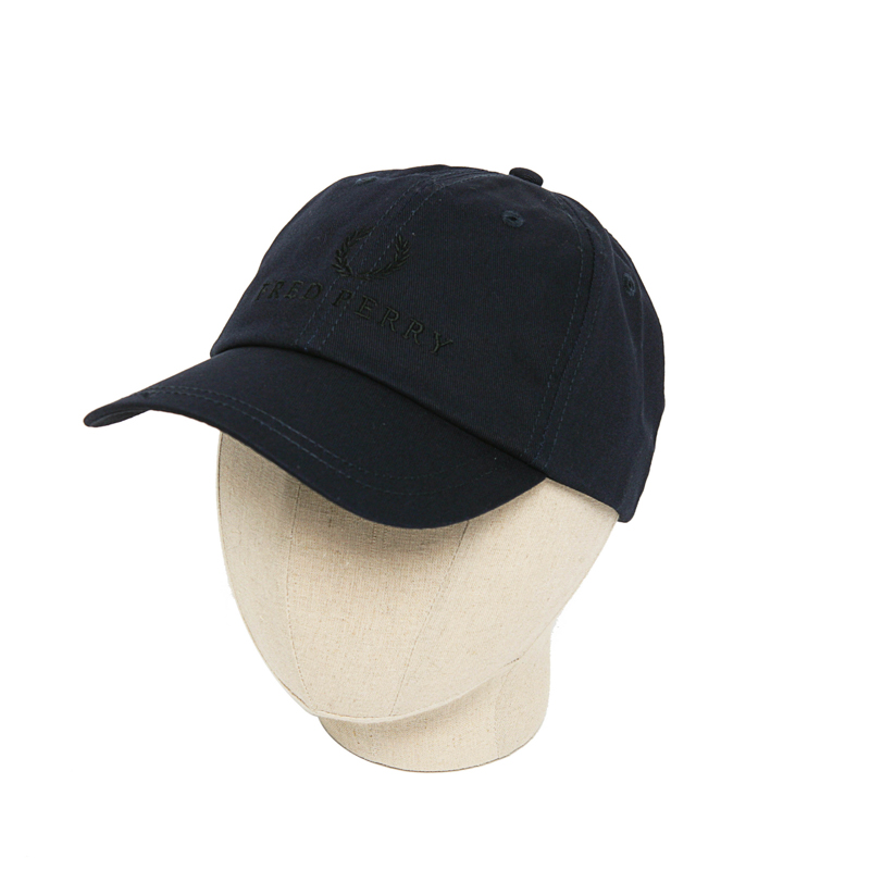 TENNIS CAP - BLACK