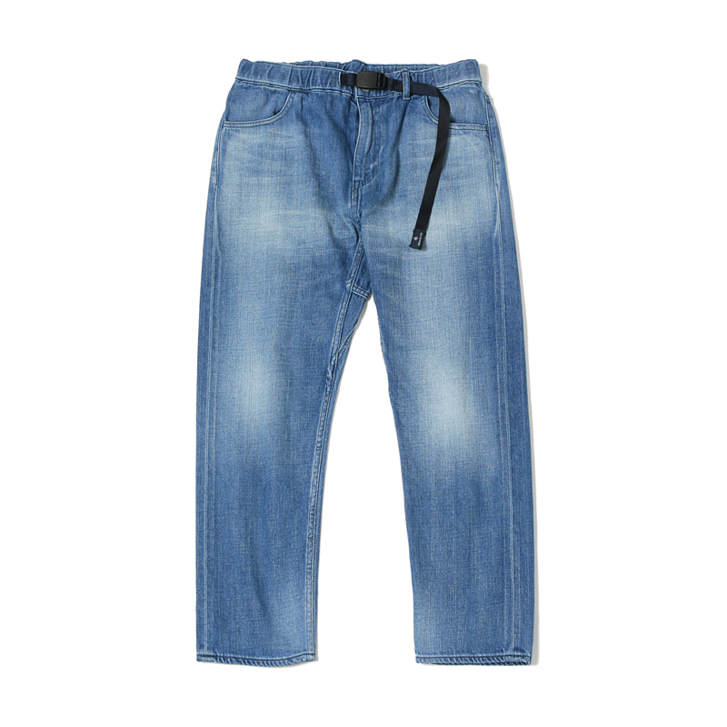 X GRAMICCI ANKLE DENIM PANTS USED