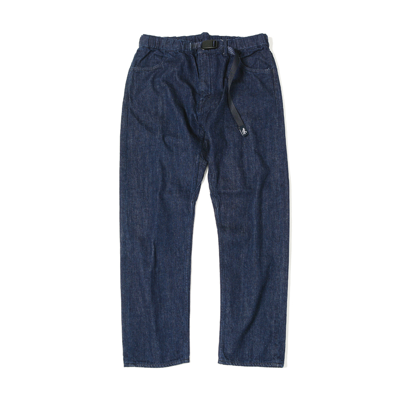 X GRAMICCI ANKLE DENIM PANTS ONE WASH