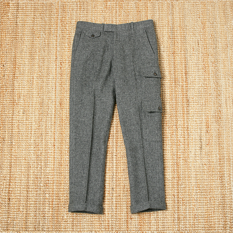 BAND OF OUTSIDERS WOOL TROUSERS
