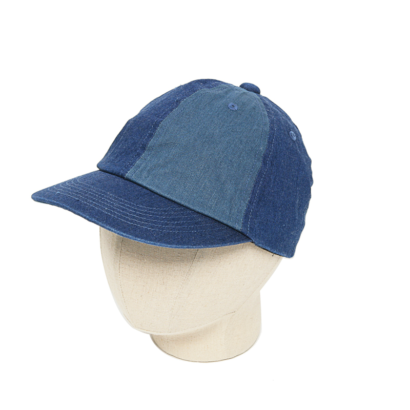 VINTAGE WASH BALL CAP - DENIM MIX