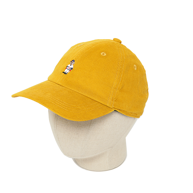CODUROY BEAR CAP - YELLOW