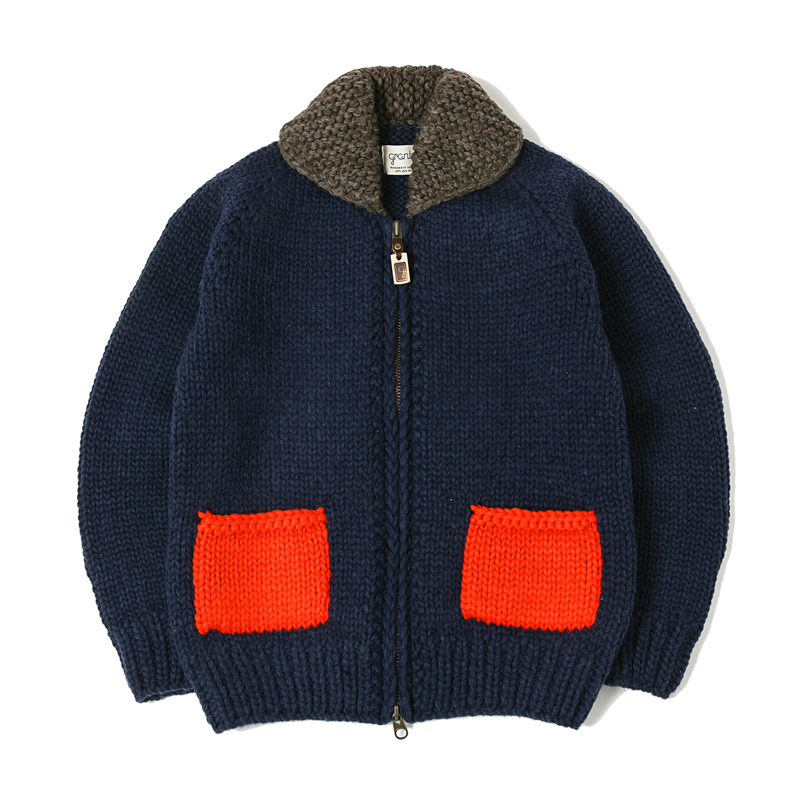 CANADIAN SWEATER - BOMBER SWEATER