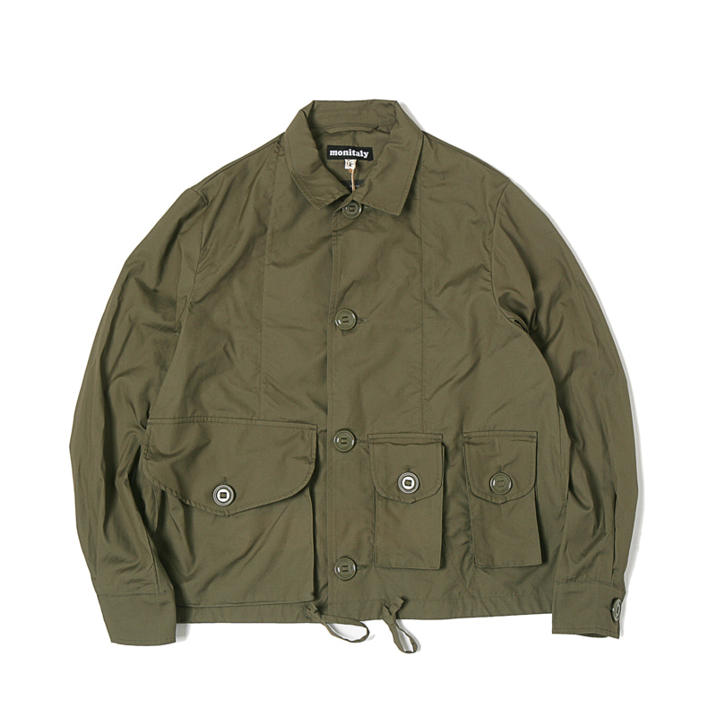 MILITARY SERVICE TYPE A JACKET - VANCLOTH OXFORD OLIVE