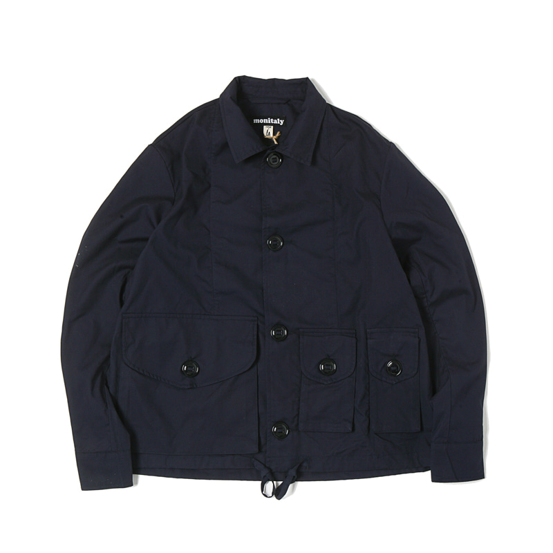 MILITARY SERVICE TYPE A JACKET - VANCLOTH OXFORD NAVY