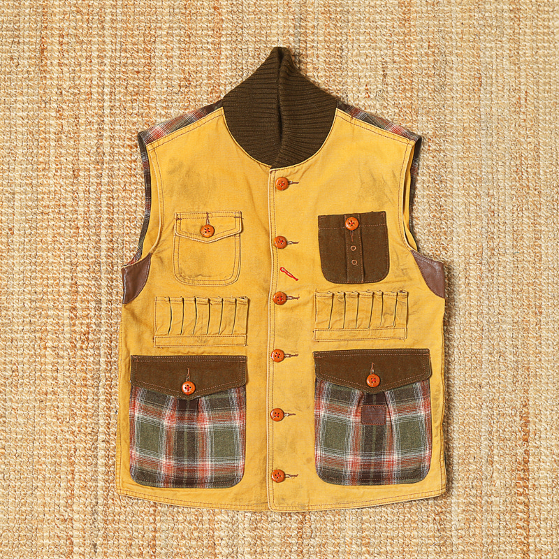 STRIVERS ROW VEST