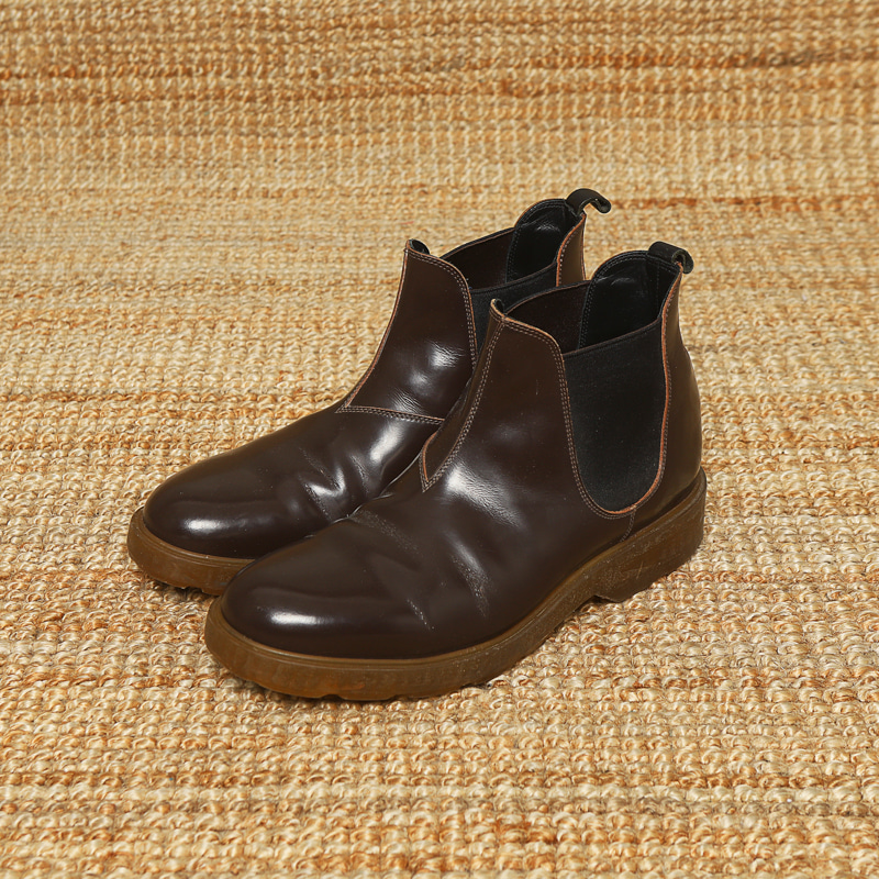 BUTTERO CHELSEA BOOTS