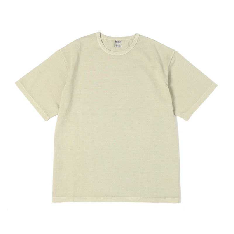G.D. SOLID S/S TEE - OLIVE
