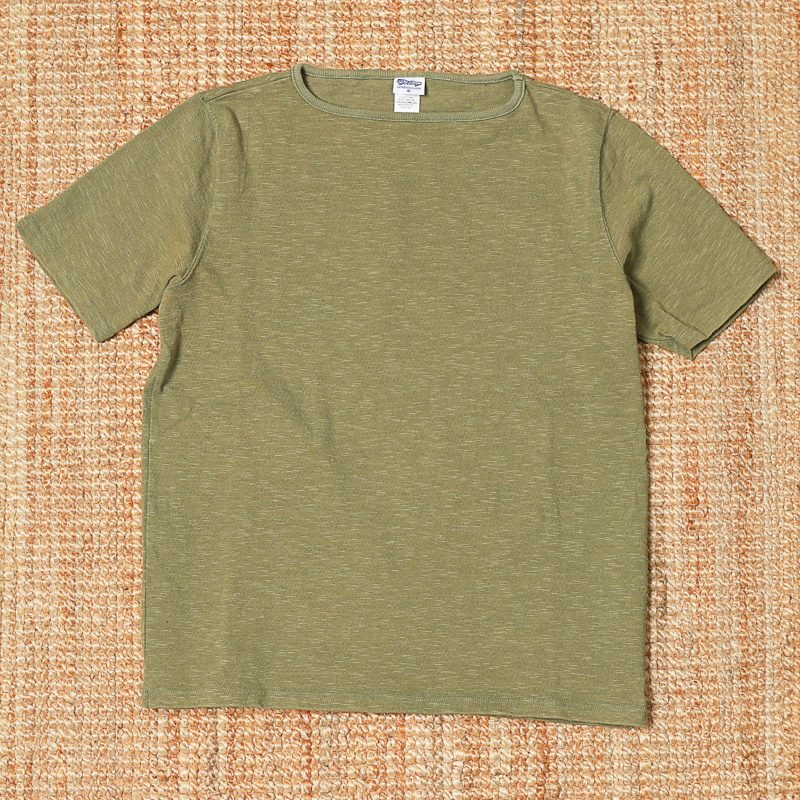 TIEASY AUTHENTIC CLASSIC T-SHIRTS - OLIVE