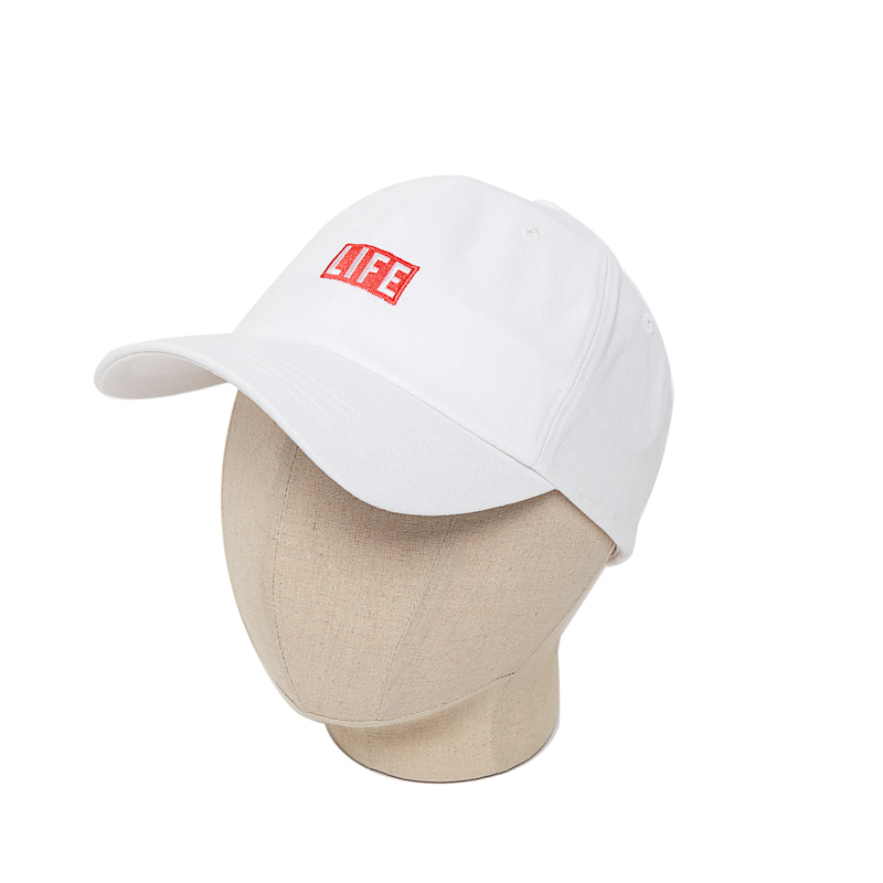 BALL CAP - WHITE