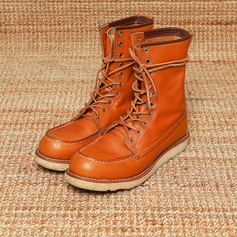 REDWING GOLD RUSSET 9877