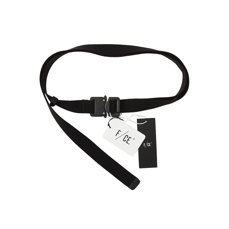 COBRA BELT - BLACK