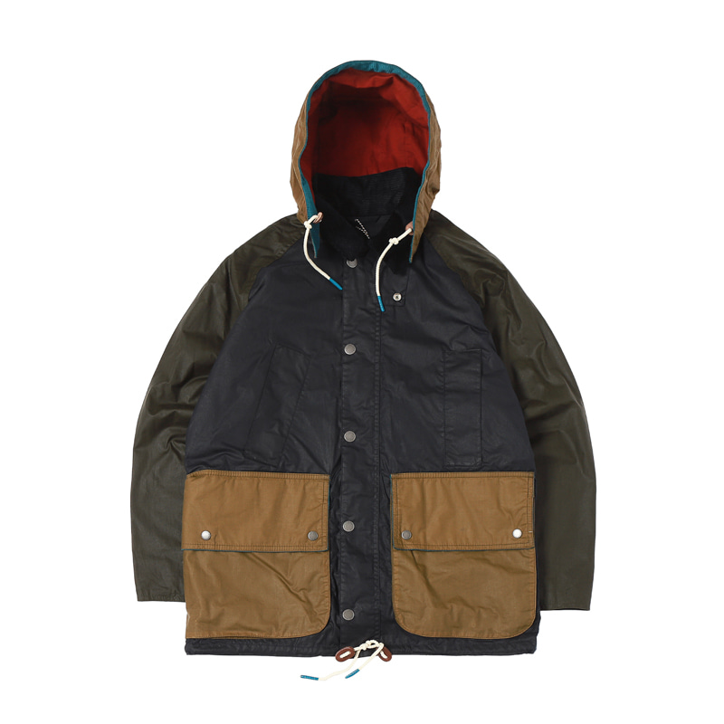 HIKERDELIC PITT WAX JACKET