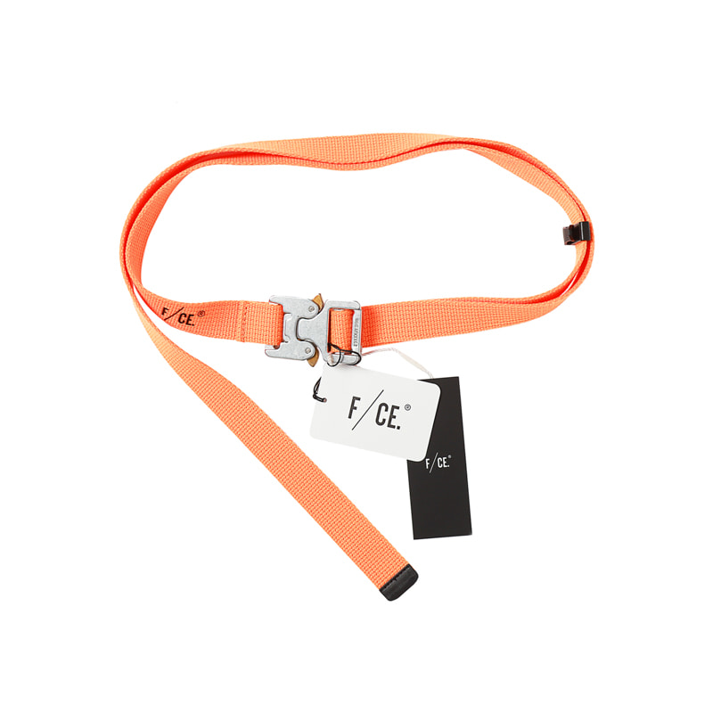 COBRA BELT - ORANGE