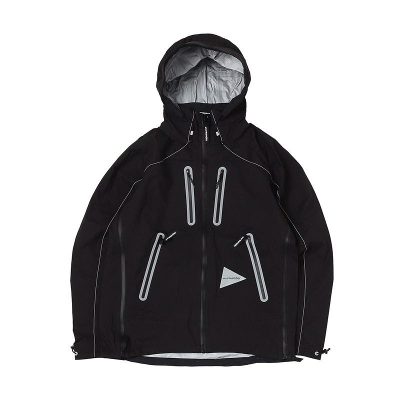 EVENT JACKET - BLACK
