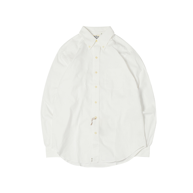 BUTTON DOWN SHIRTS - WHITE CHAMBRAY