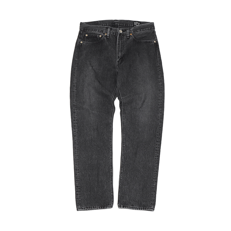 107 IVY FIT DENIM - BLACK STONE