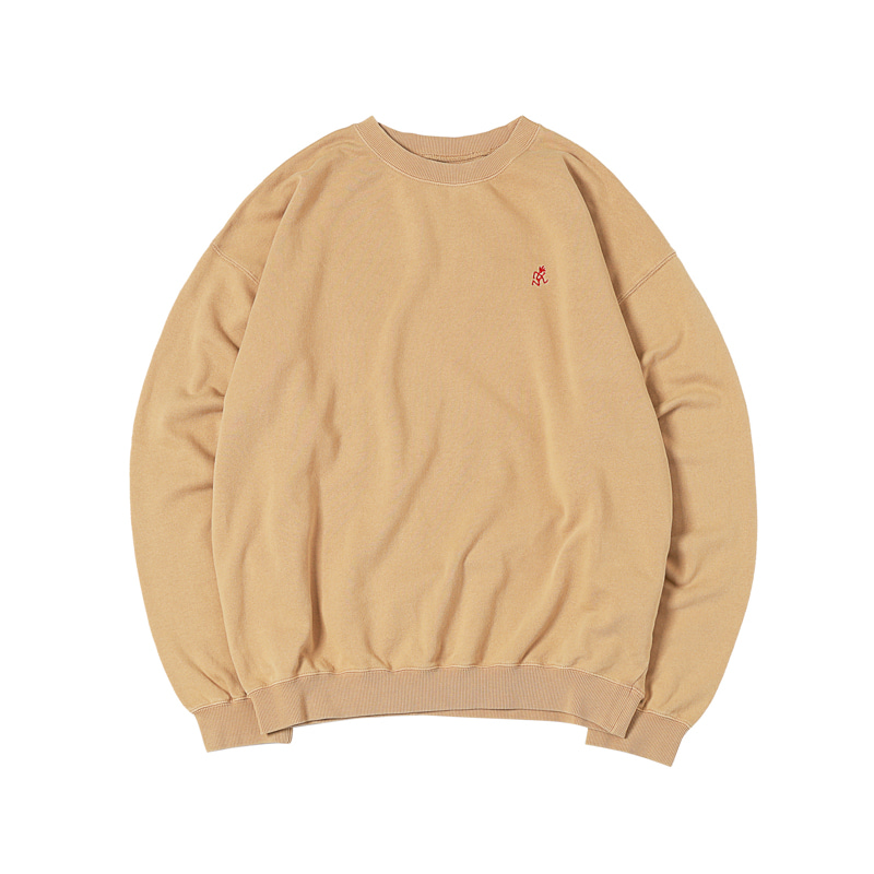 SWEAT SHIRTS - BEIGE