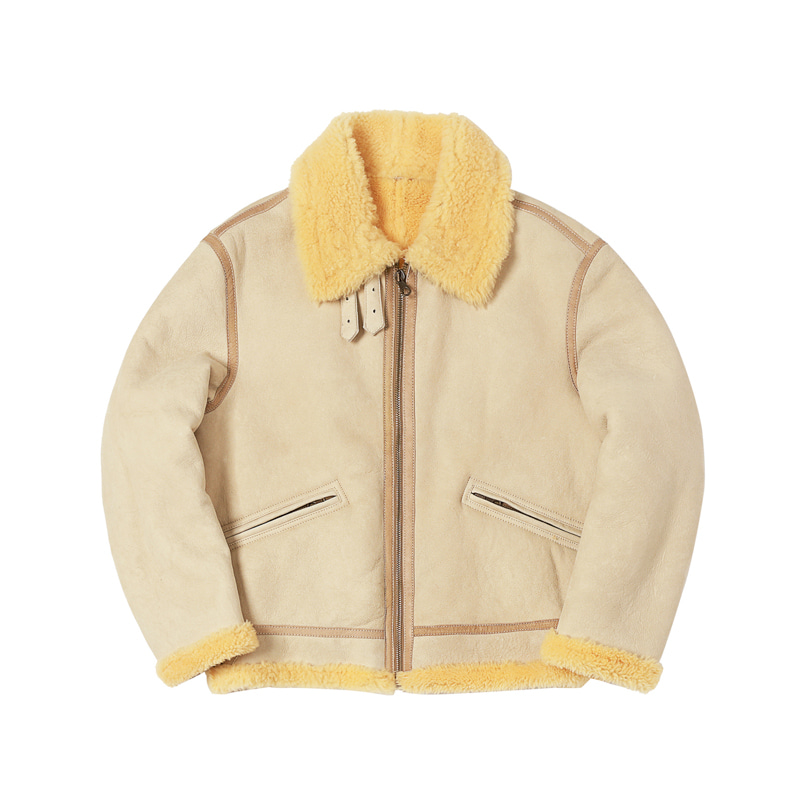 PAUL MOUTON JACKET - NATURAL