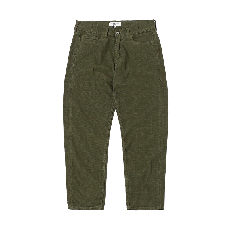 TEARAWAY JEANS - OLIVE