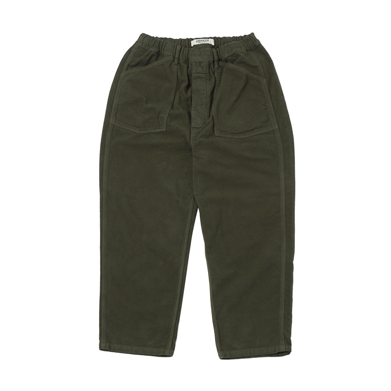 PW EASY PANTS - OLIVE
