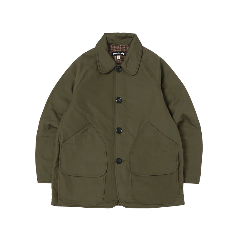 FARMERS JACKET - VANCLOTH OXFORD OLIVE