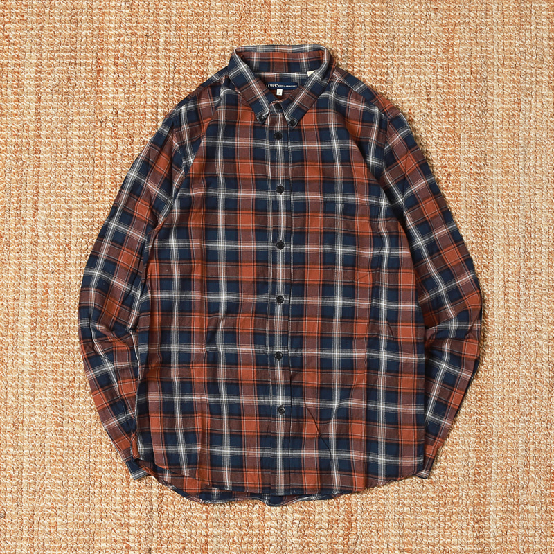 LEVIS MADE AND CRAFTED CHECK SHIRT