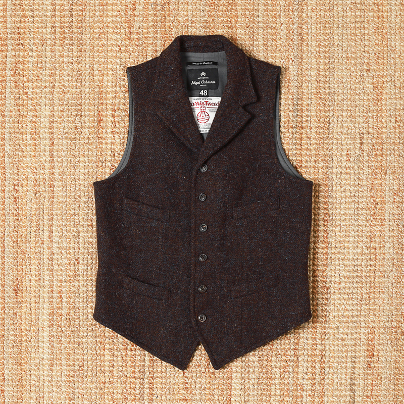 NIGEL CABOURN MALLORY VEST