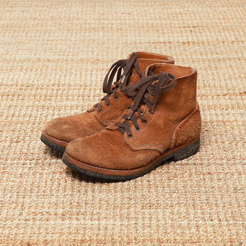 THE REAL MCCOYS N-1 BOOTS