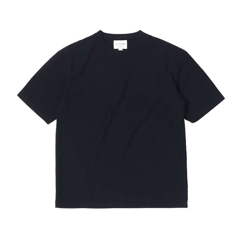 DRY TOUCH T-SHIRTS - NAVY