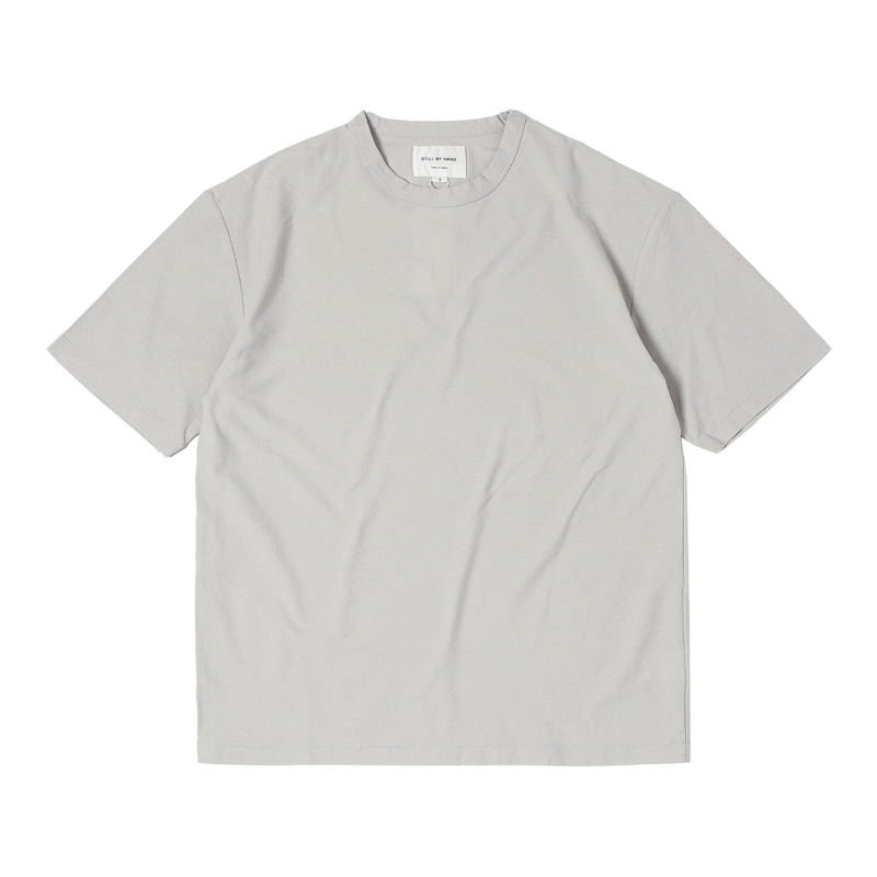 DRY TOUCH T-SHIRTS - LIGHT GREY