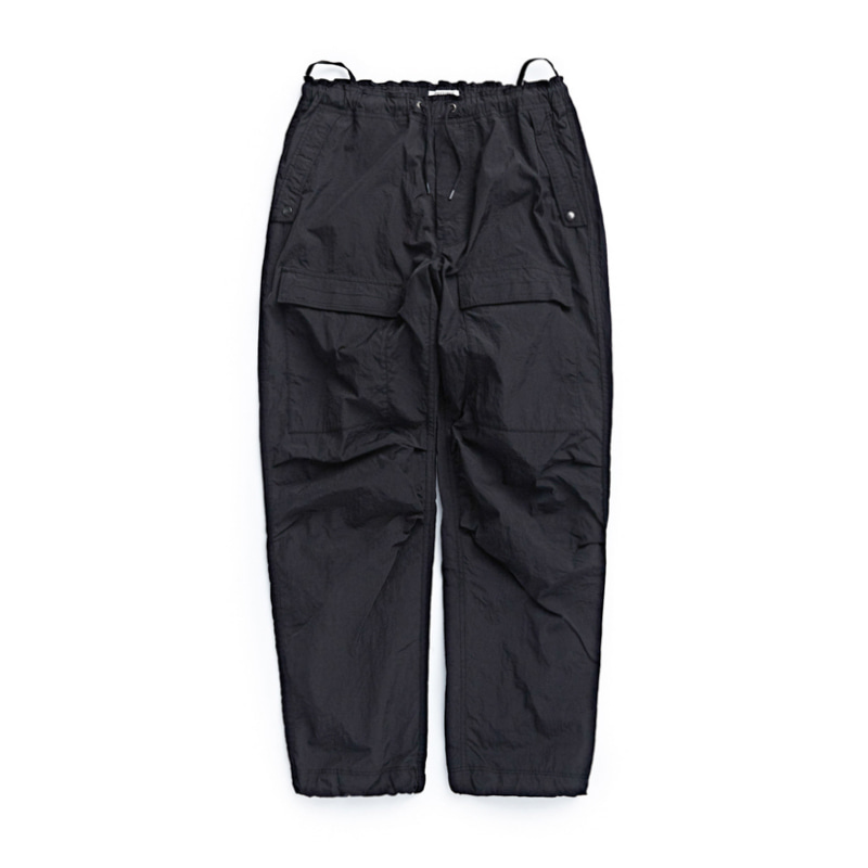 CBR PANTS / BLACK NYLON WASHER