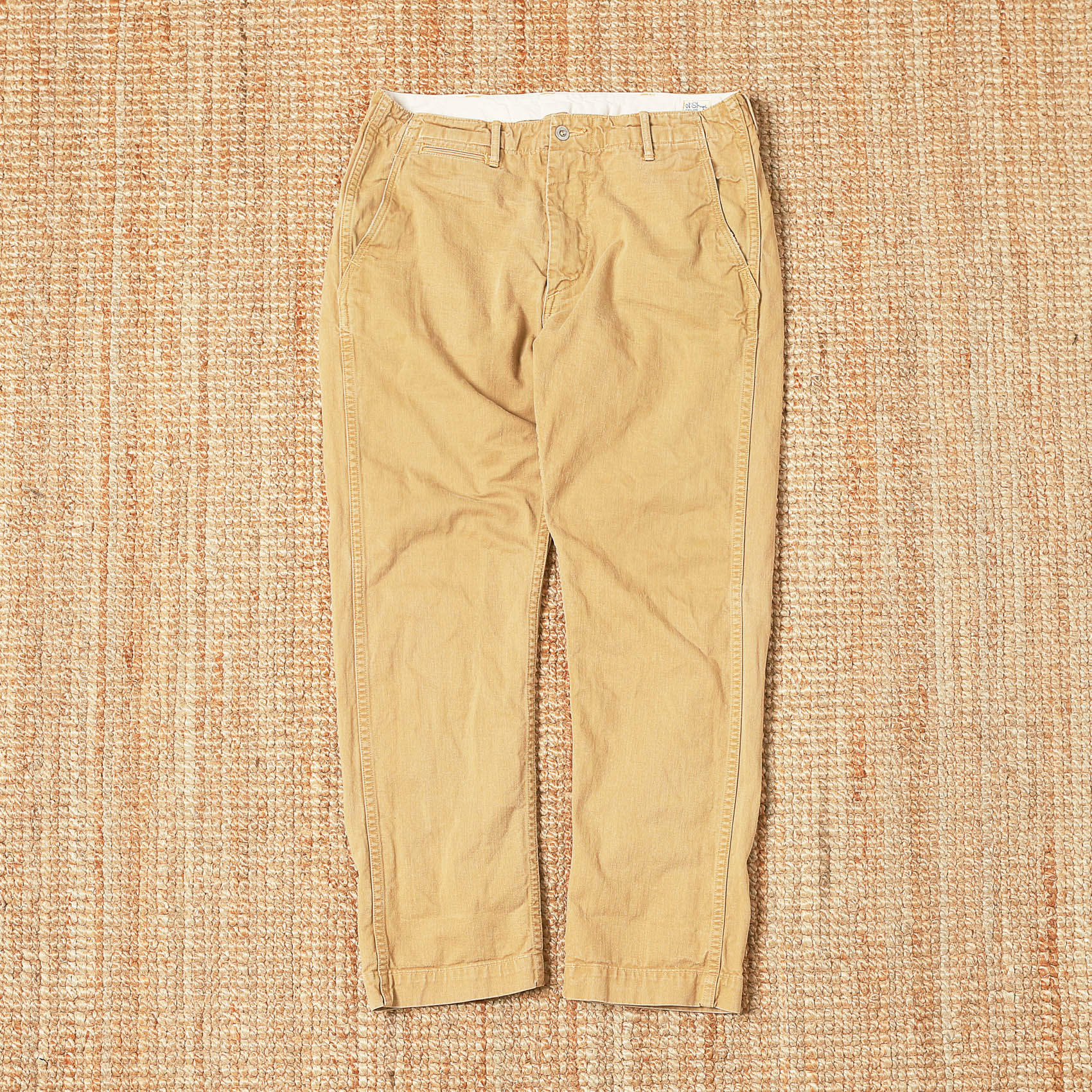 ORSLOW ARMY TROUSER SLIM FIT