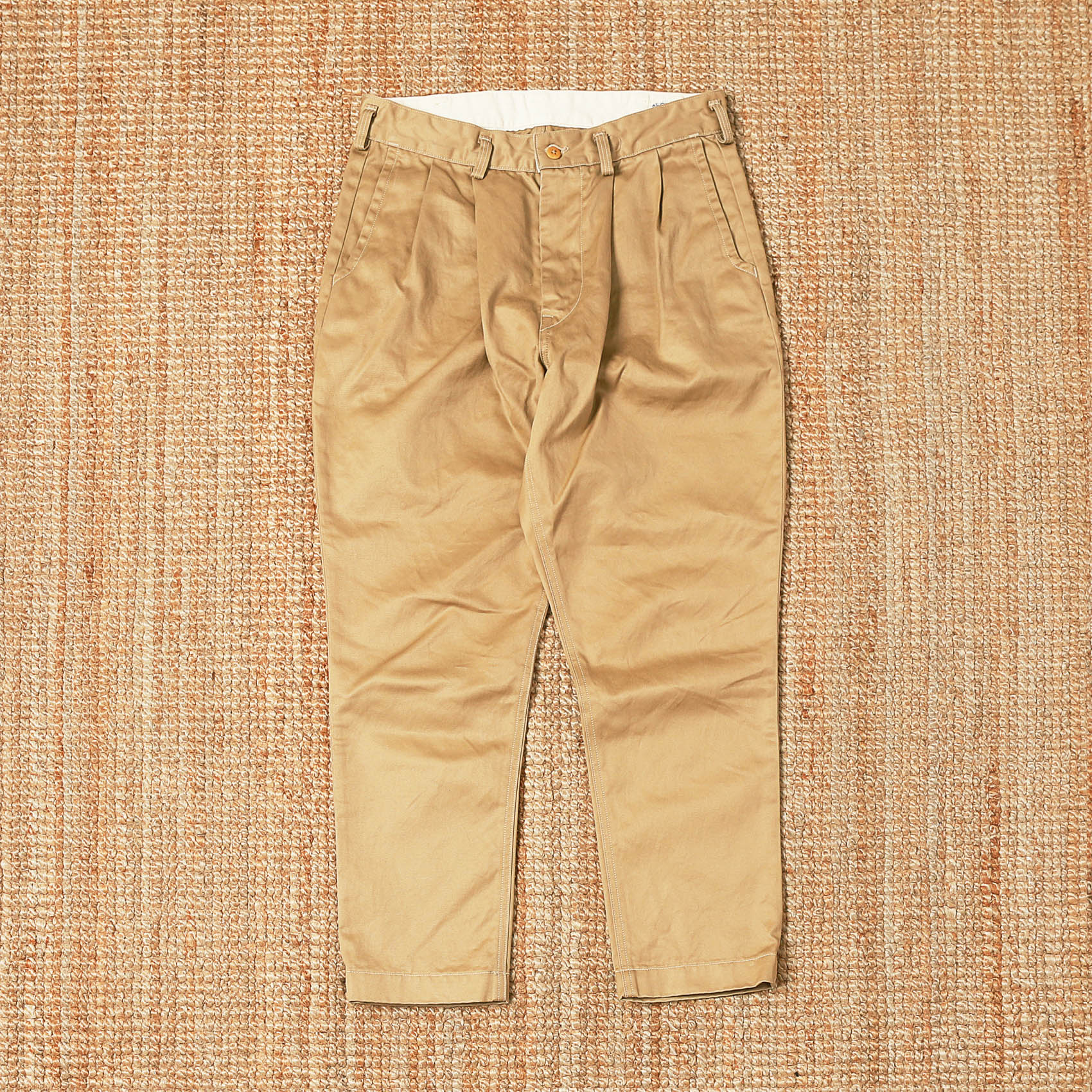 ORSLOW BILLY JEAN CHINO PANTS
